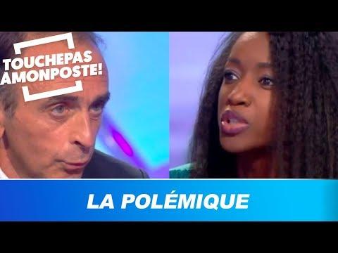 Polémique : retour sur le clash entre Éric Zemmour et Hapsatou Sy