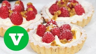 Raspberry Tarts | Yum In The Sun S01e8/8