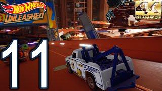 Hot Wheels Unleashed PC 4K Walkthrough - Part 11 - City Rumble