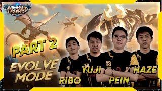 Baixar EVOLVE MODE PT. 2! WHO WILL BE THE NEXT VICTIM? 😂 Bren Esports Ft. Haze, Yuji, Ribo & Pein. MIC ON!