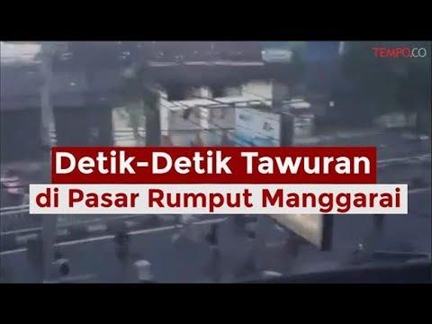 Detik-Detik Tawuran di Pasar Rumput Manggarai Mp3