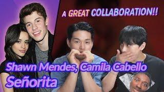 K-pop Artist Reaction] Shawn Mendes, Camila Cabello - Señorita