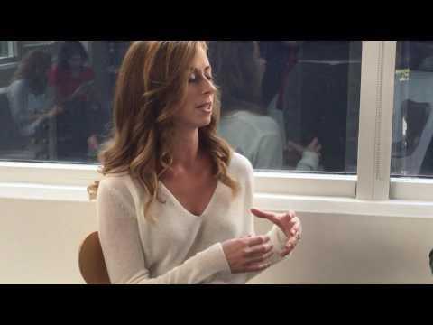 Julie James Interview