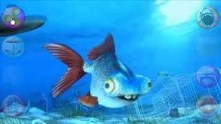 Говорящий Джордж -  Невезучая Рыба (онлайн игра)