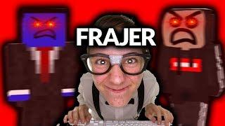FRAJER, KTÓRY ZNA KAŻDĄ MAPĘ!
