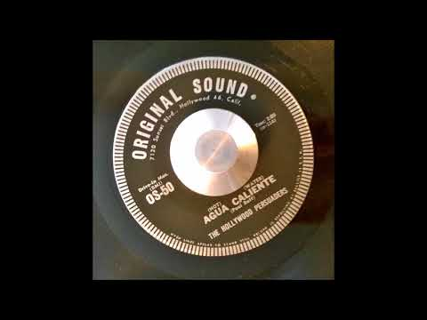 THE HOLLYWOOD PERSUADERS - AGUA CALIENTE - Original Sound