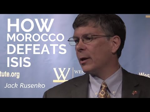 Jack Rusenko: How to Define ISIS and How Morocco is Defeating It