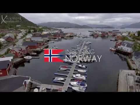 Inspiring Norway 4K with Drone TRAILER