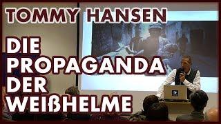 Tommy Hansen: Avaaz und die Propaganda der Weißhelme