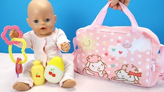 #Куклы СОБИРАЕМ НА УЛИЦУ Беби Бон Мультик для детеи Игрушки для девочек 108мама тв