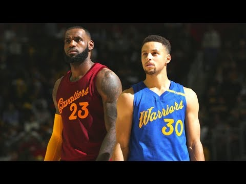 NBA All Star Captains Duel! : LeBron James vs Stephen Curry