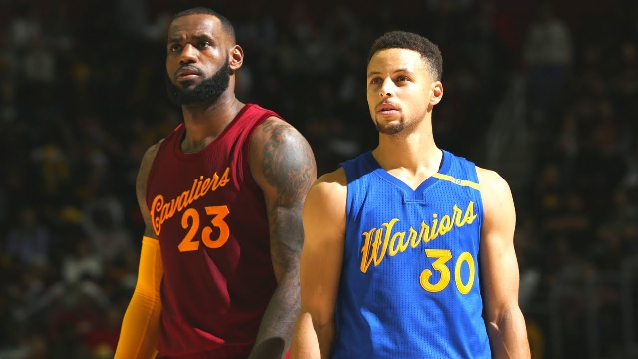 f7e711e0047 NBA All Star Captains Duel!   LeBron James vs Stephen Curry - YouTube
