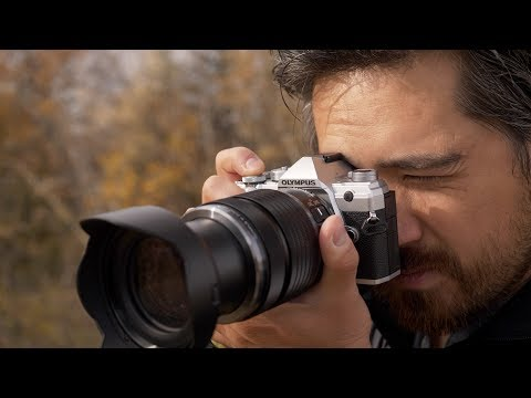 dpreview-tv:-olympus-om-d-e-m5-iii---worth-the-wait?