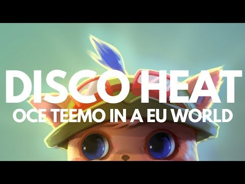 DISCO HEAT - OCE TEEMO IN A EU WORLD