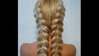 Французская коса/French braid