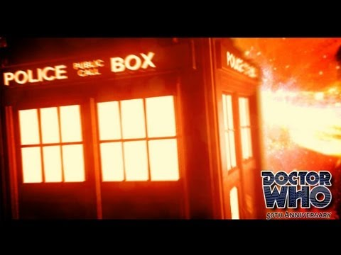 DOCTOR WHO 2013 TITLE SEQUENCE Fan Cinematic intro