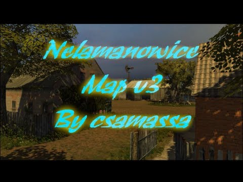 Farming Simulator Nelamanowice Map V3 By csama