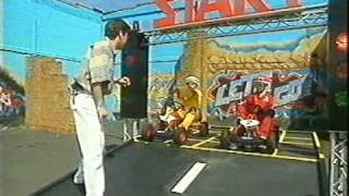 Me on Gimme 5 with Ant & Dec 1994 (Hooter Game Part 4)