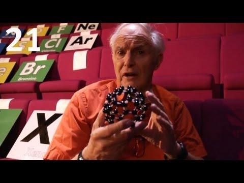 Harry Kroto - Bucky Balls and the Carbon-Phosphorus Double Bond