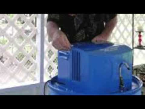 Drought Master Terry LeBleu: The Source for Affordable Air to Drinking Water