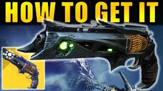 Destiny 2: How to Get The THORN Exotic Hand Cannon! | Easy Guide! thumbnail