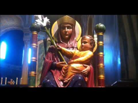 Marian Apparition - Our Lady of Walsingham