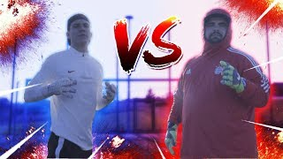 Das TORWART BATTLE vs GOALKEEPERZ 🔥 YouTube Keeper vs Kreisliga Keeper Part 2⚡ PMTV