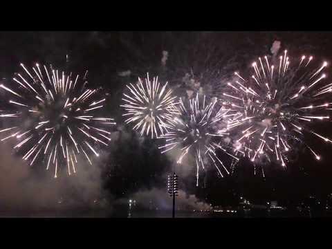 Sydney Harbour Fireworks - March 13, 2018
