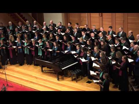 Northern Lights Chorale - The Christmas Song - arr. Kirby Shaw