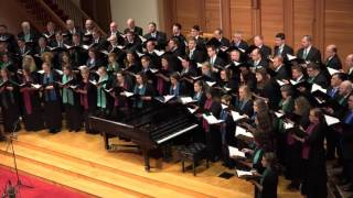 Northern Lights Chorale The Christmas Song arr Kirby Shaw