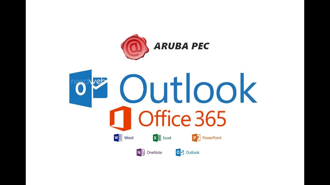 Download Come configurare PEC Aruba con Outlook Office365