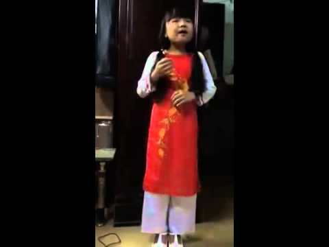 ĐIỆU VÍ DẶM LÀ EM - Hoàng Kim Quỳnh Anh Giáng Sinh 2014