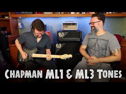 Chapman ML1 Standard Traditional & ML3 Pro Traditional Tones