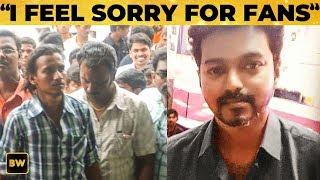 SHOCKING: Thalapathy Vijay Fans Blocked from Twitter? | Vijay | TK