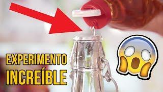 Cómo hacer un increíble LANZA C0HETES de VINAGRE (ALUCINARÁS)