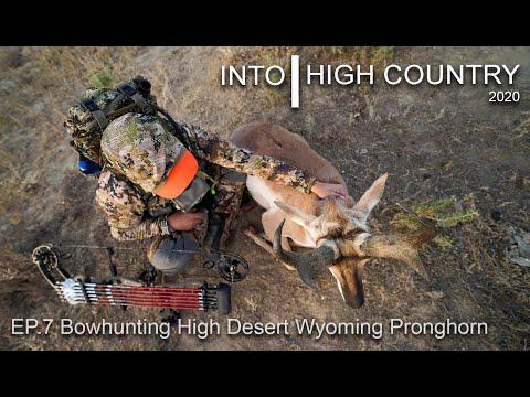 Bowhunting High Desert