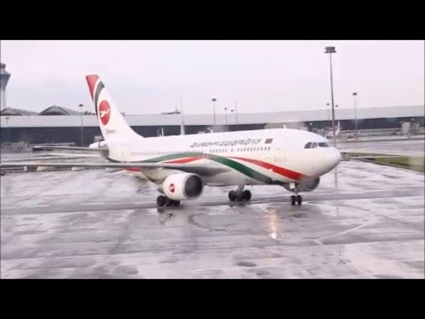 Biman Bangladesh Airlines - Kuala Lumpur to Dhaka