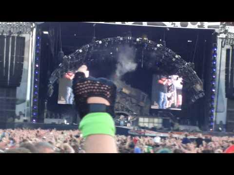 AC/DC Thunderstruck Live Download Festival 2010 11/06/2010 Donnington Park 720p HD