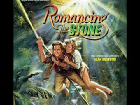Romancing the Stone (Alan Silvestri) - Main Title