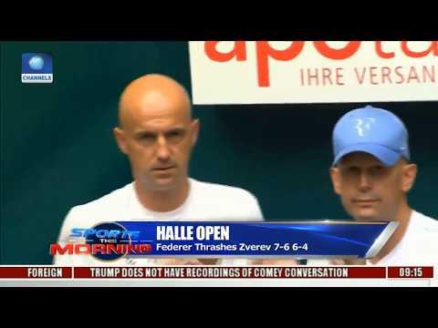 Aegon Championships: Cilic & Querrey March Into Quarter Finals