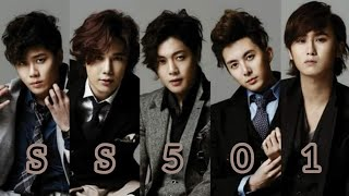 Information about Ss501 kpop band [더블에스오공일] #ss501 #TripleS