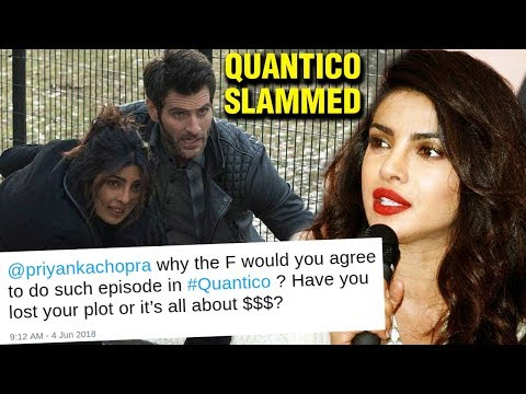 Priyanka Chopra SLAMMED By Indians For Her Latest Quantico Episode