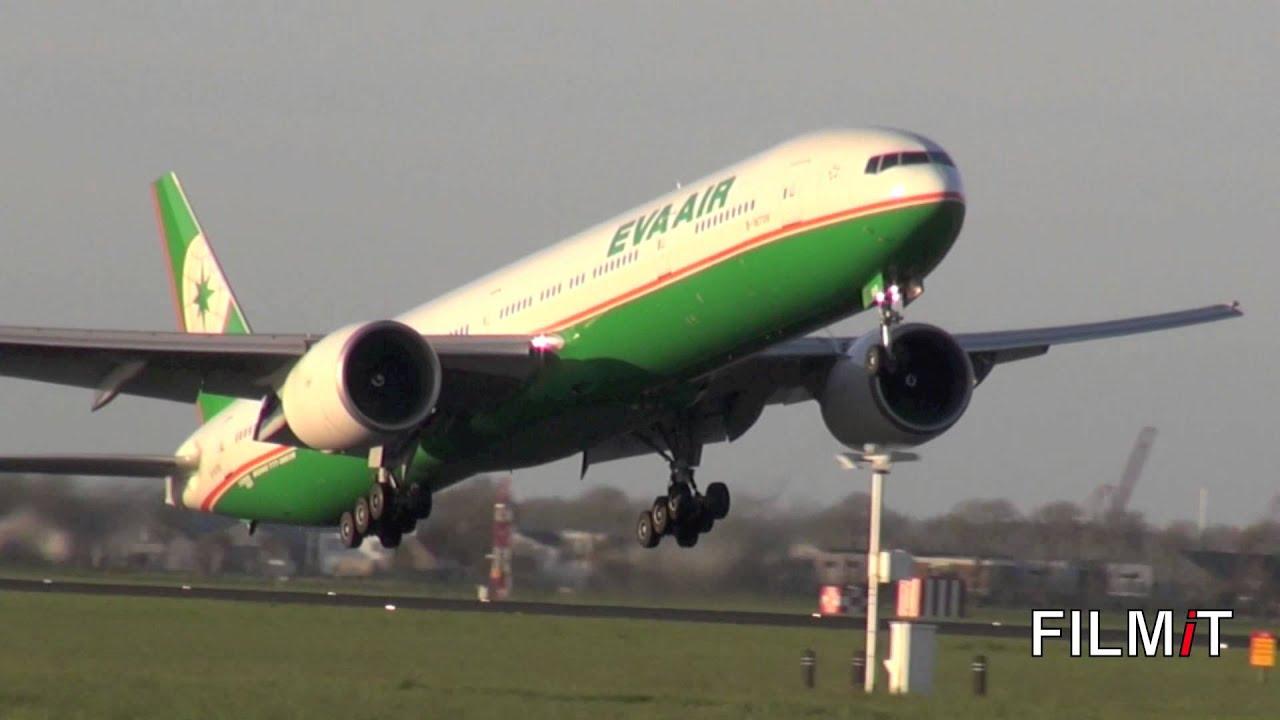Landen Vliegtuig