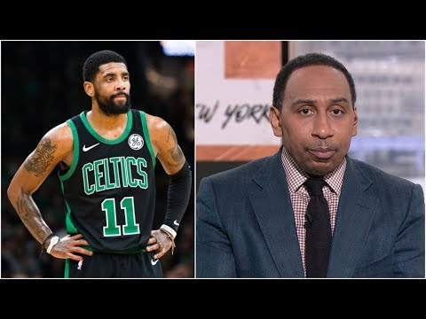Can Kyrie Irving fix the Celtics before the NBA playoffs? | First Take thumbnail