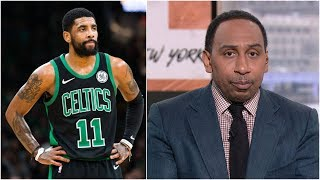 Can Kyrie Irving fix the Celtics before the NBA playoffs? | First Take