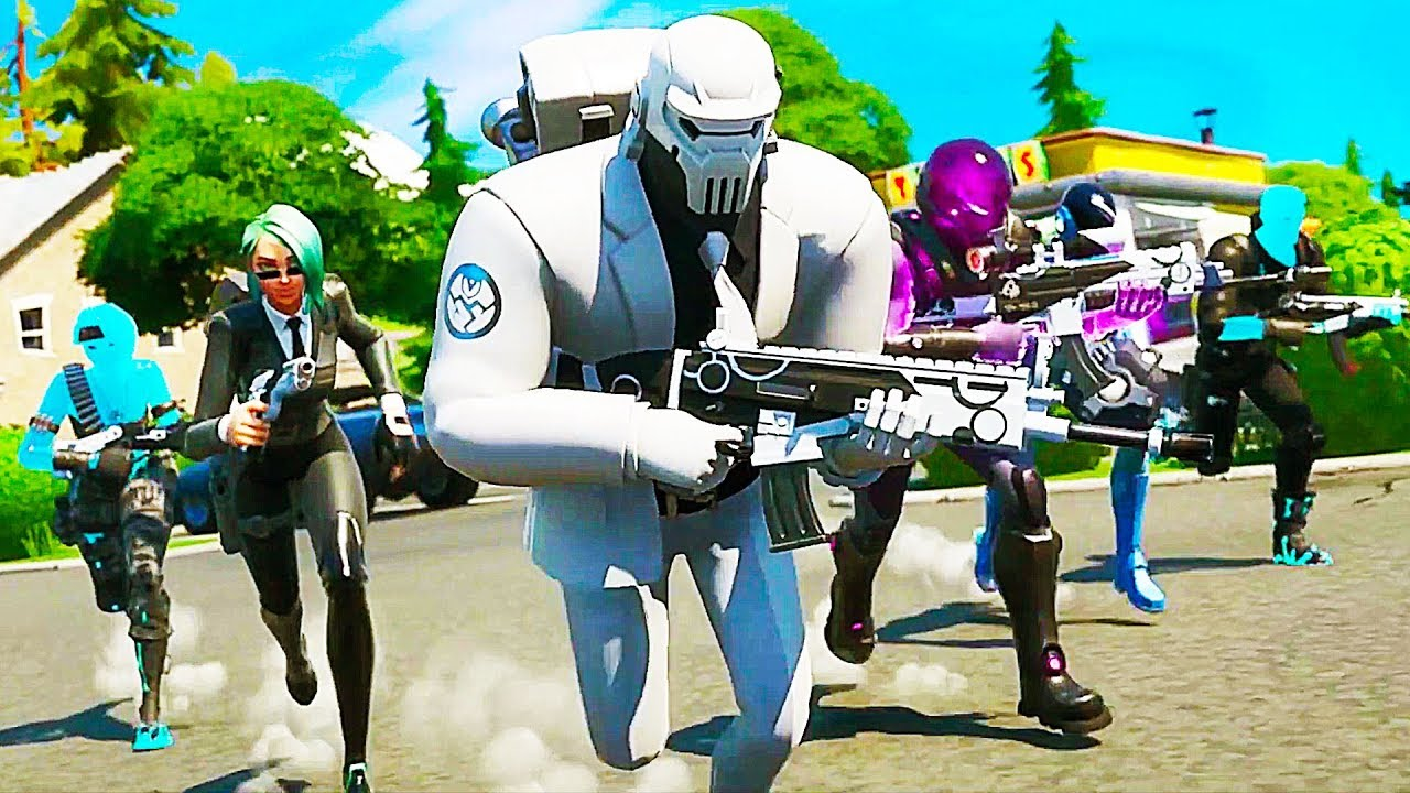 "Tráiler de FORTNITE ""Spy Games"" (2020) PS4 / Xbox One / PC + vídeo"