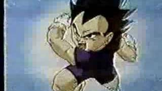 Vegeta Jr vs Goku Jr 1/2