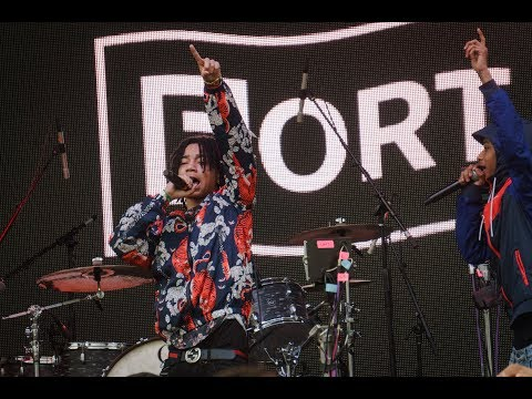 YBN Nahmir - Rubbin Off the Paint - Live at FADER FORT (VR180)