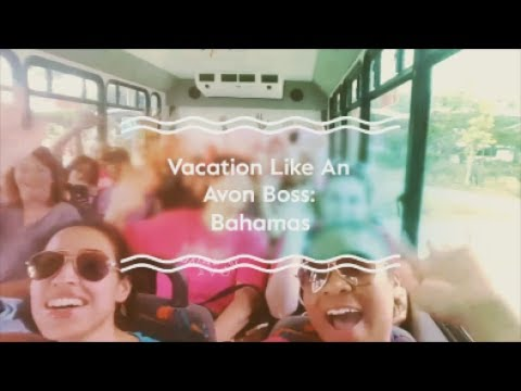 Travel and Vacation Like A Beauty Boss with Avon in the Bahamas