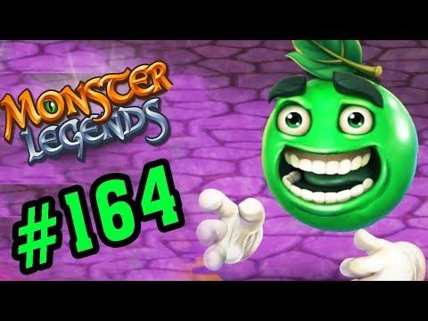 Monster Legends Game Mobiles - Hoa Quả Nổi Giận - Thế Giới Quái Vật #164
